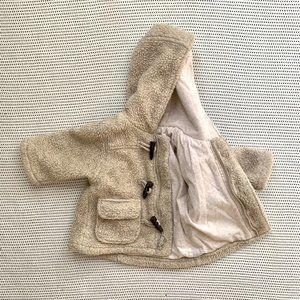 Baby GAP Sherpa Duffle Coat | 3-12M